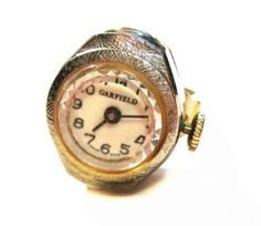 Vintage ring watches