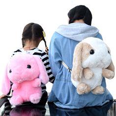 $24.99 (Buy here: https://alitems.com/g/1e8d114494ebda23ff8b16525dc3e8/?i=5&ulp=https%3A%2F%2Fwww.aliexpress.com%2Fitem%2FCute-3D-Rabbit-Backpacks-Kids-Toy-Backpack-Children-Kawaii-Cartoon-Shoulder-Bag-for-Girls-LOLITA-Cotton%2F32708745377.html ) Cute 3D Rabbit Backpacks Kids Toy Backpack Children Kawaii Cartoon Shoulder Bag for Girls LOLITA Cotton Plush Backpacks JXY653 for just $24.99