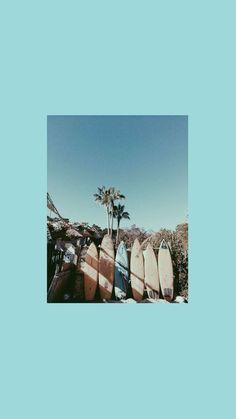Strand Wallpaper, Beachy Wallpaper, Surfing Wallpaper, Ocean Wallpaper, Iphone Background Wallpaper, Of Wallpaper, Blue Aesthetic Pastel, Beach Aesthetic, Aesthetic Black