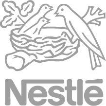 Nestlé corporate logo by Nestlé