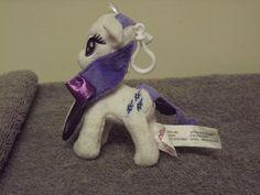 My Little Pony Raity Plush Backpack Clip  #Hasbro