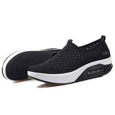 US Size 5-11 Women Mesh Breathable Outdoor Sport Running Shoes - US$29.99