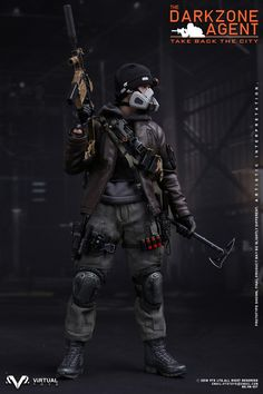 The Division Agent Go Bag Tom Clancy Collector's Edition