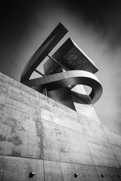 sapphire1707:  Deconstructivist Architecture II by pistolwish