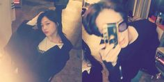Sulli and Nam Tae Hyun hung out together? http://www.allkpop.com/article/2017/01/sulli-and-nam-tae-hyun-hung-out-together