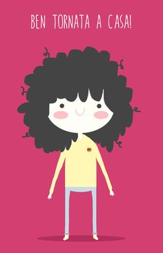 AWWESOME GIRL #photoshop #trakpad #macbook #sketchmylife #girl #curlyhair
