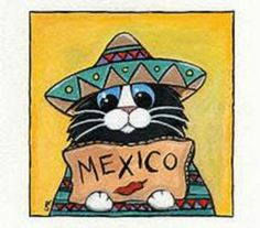 MEXICO CAT (255 pieces)