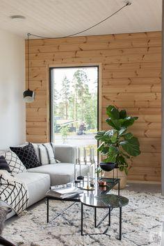 Small House Interior Design, Cottage Design, House Design, Summer House Interiors, Cottage Interiors, Cottage Renovation, Tiny House Cabin, Modern Farmhouse Decor, Scandinavian Home