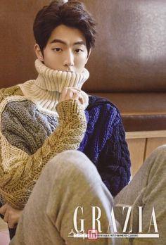 Nam Joo-hyuk (남주혁) - Picture @ HanCinema :: The Korean Movie and Drama Database Lee Hyun Woo, Lee Sung Kyung, Kim Hyun, Park Hae Jin, Park Hyung, Park Seo Joon, Korean Male Actors, Korean Celebrities, Asian Actors
