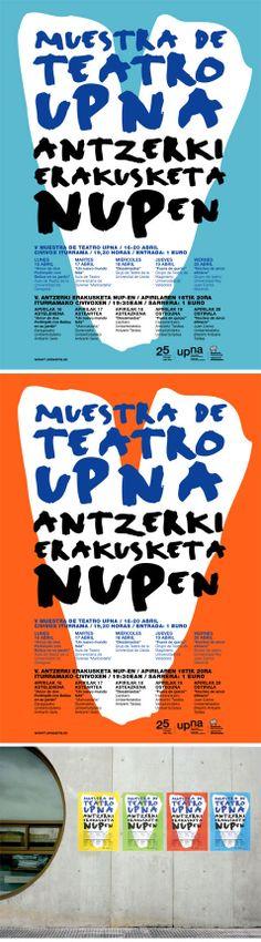 Universidad Pública de Navarra - V Muestra de Teatro | rosetayoihana