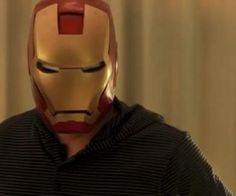 Un casque d'Iron Man fait maison