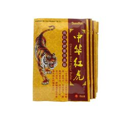 8Pcs Health Care Medical Pain Relief Patch Chinese Traditional Herbal Knee/Neck/Back Pain Plaster Pain Reliever K00101
