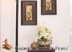 """Cuadro """"Distinción de Flores"""" consíguelo en http://www.decoracionesrubios.com/index.php?route=product/product&path=63_74&product_id=322"""