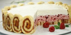 The Torta ili MalinaSto čokolAdna mouSse faNtaZija od mmMm toRte :))) — Coolinarika