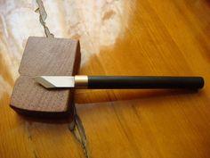 leather tools Featheredge Knife Skiving Knife pare knife hollow carve hook knife leathercraft tool leather craft tool leather working tools