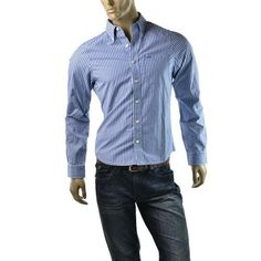 Abercrombie & Fitch Mens Ramney Trail Button Up Shirt