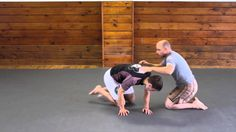 BJJ / Grappling Transition Concepts - Transitional Guillotines Jason Scully