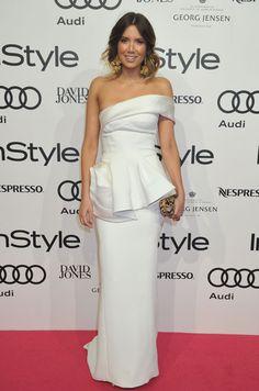 Julie Stevanja in Maticevski Women Of Style Awards: Red Carpet 2015