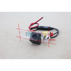 CCD Car Reverse Rear View backup Camera parking rearview For VW Volkswagen Polo V (6R) / Golf 6 VI / Passat CC Hot Sales