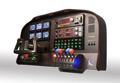 You've got all the Saitek flight simulator accessories, now you need a place to hold them. Racing Simulator, Simulation Games, Hold On, Technology, Radios, Costume Ideas, Ham, Innovation, Pilot