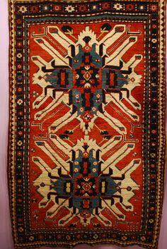 Museum of Folk Art - Yerevan, Armenia - Carpet
