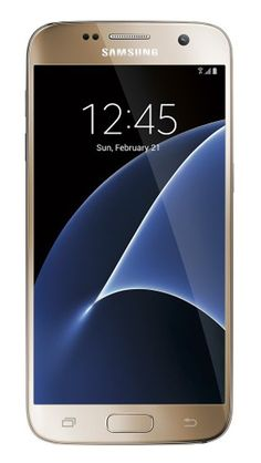 Samsung Galaxy S7(Gold)