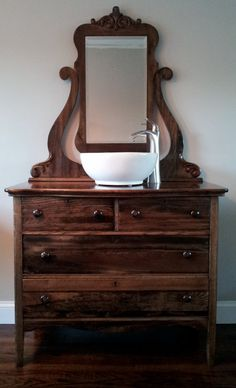 We meticulously restore refinish and upcycle by VermontVanities, $1200.00