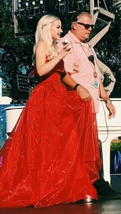 Su Vestido Rojo..❤