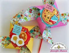 Chit Chat Focus   3D Get Well Soon Gift by Jennifer