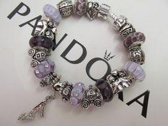 Pandora with cute Charms