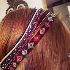 Headband miyuki