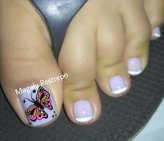Toe Designs, Nail Art Designs, Toe Nail Art, Toe Nails, New Nail Art Design, Beauty, Pretty Pedicures, Owl Nails, Feet Nails