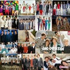 One direction posters...... I personally hate one direction but some of my friends like them.  Posters are a great idea for your teen daughter to decorate her room, and it doesn't have to be one direction.