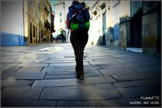 Spain Snapshots: My Camino de Santiago, Video Style