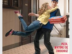 Domino's Pizza:  Pizza, you will fall in love with