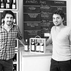 les fondateurs de Kalios, une entreprise de commercialisation d'huile d'olive !