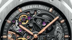SIHH 2016: Audemars Piguet Royal Oak Double Balance Wheel Openworked Watch