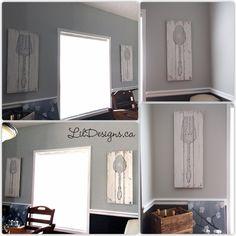 "Reclaimed Wood Wall Art. Dimensions: 16"" x 36"" each panel - $30/ea  Or Made to order. Reclaimed Wood Wall Art, Ea, Bathroom Medicine Cabinet"