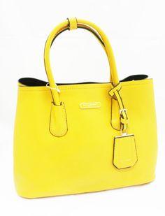 35ea667022 Borsa Donna Ecopelle Woman Bag David Jones Art CM2510 9 varianti colore  Giallo