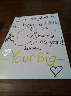 Door sign I made for my little for the first day of big little week. Sigma Alpha Omega :) (SO I TOTOALLY MADE THIS AND PEOPLE FOUND IT FROM TUMBLR AND ARE PINNING It. Why is does my stuff keep going viral over Pinterest )