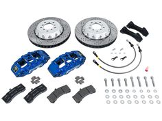Brake Rotors, Brake Calipers, Jeep Jku, Aftermarket Wheels, Jeep Parts, Stopping Power, Jeep Accessories, Concept, Kit