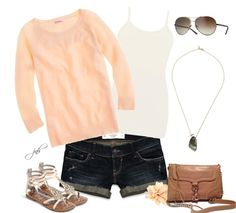 Cool Cashmere, created by jill-hammel on Polyvore