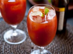 Serve classic cocktails and cooling drinks like margaritas and aguas frescas alongside your Mexican fare.