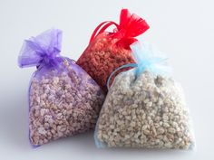 How to Make Scented Sachets — Recipes & Tutorials Crafting Library