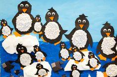 Bildergebnis für thema pinguin im kiga