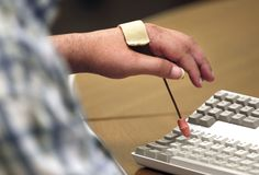 Sometimes Assistive Technology is a simple device, but it can make a huge…