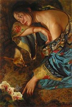 George Tsui ~ Classical pintor / Romántica