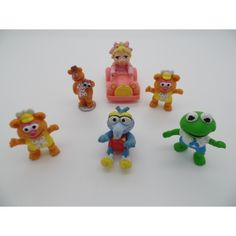 Figurines McDonald's - Muppet Show