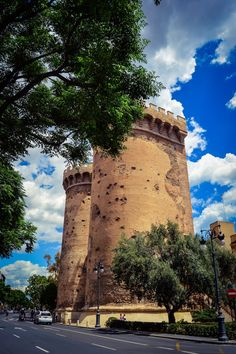 Las Torres de Quart (Valencia - Spain)