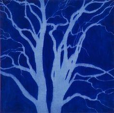 Isabel Bigelow - 'american elm (two states 2)' - Sears-Peyton Gallery